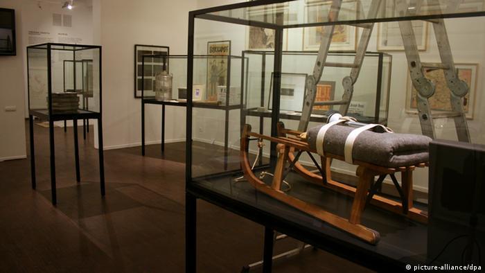 На выставке Йозеф Бойс: Призыв к альтернативе в Московском музее современного искусства