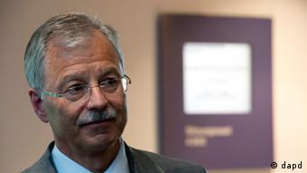 MAD-Präsident Ulrich Birkenheier