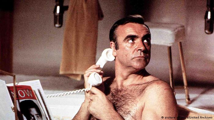 The First James Bond Sean Connery Turns 90 Film Dw 24 08 2020