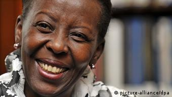 Aussenministerin von Ruanda Louise Mushikiwabo