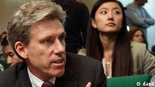 El gobierno libio elogió los méritos del fallecido embajador Stevens.