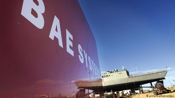 BAE Systems EADS Fusionsgespräche