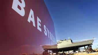 BAE ship Foto: BAE Systems