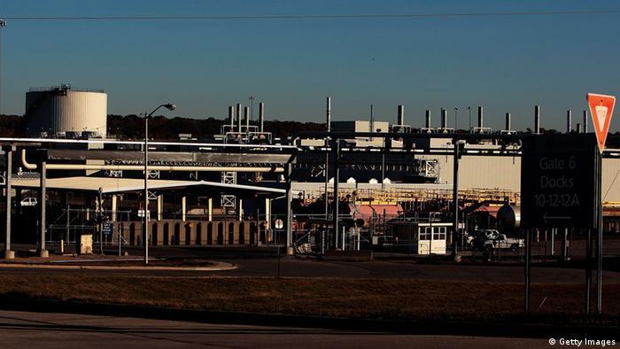 USA Ohio General Motors Fabrik
