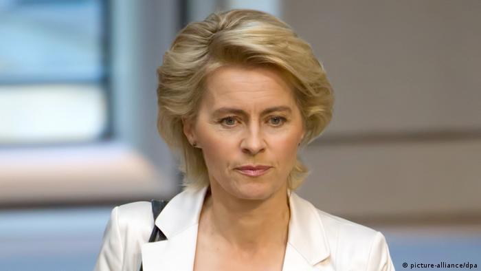 Alemanha tem mulher no comando das Forças Armadas