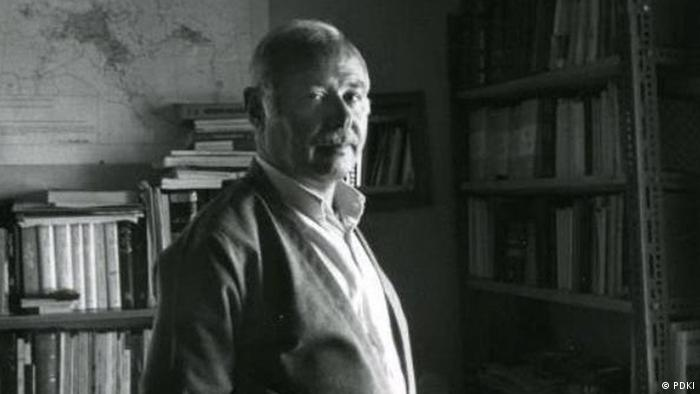 دکتر صادق شرفکندی، دبیرکل پیشین و مقتول حزب دمکرات کردستان ایران