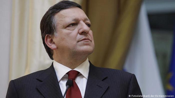 José Manuel Durão Barroso, presidente da Comissão da União Europeia
