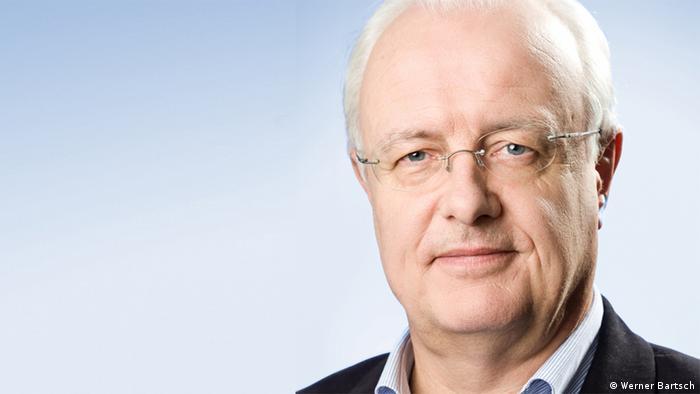 Prof. Dr. Henner Fürtig, GIGA-Institut Hamburg (Foto: Werner Bartsch)