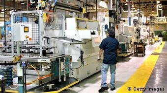 На предприятии корпорации General Motors в штате Огайо