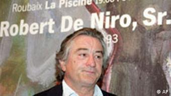 Robert de Niro in Roubaix