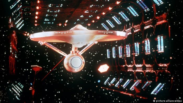 Science fiction Raumschiff Enterprise