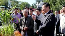 China Vizepräsident Xi Jinping