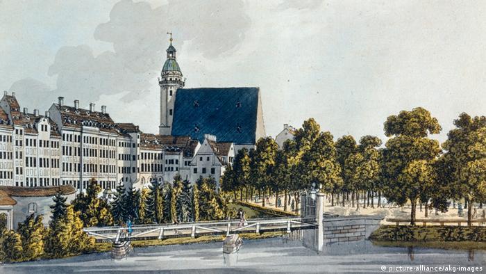 Leipzig, cuna de Wagner