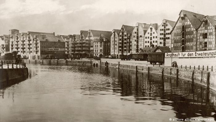Camino a Königsberg