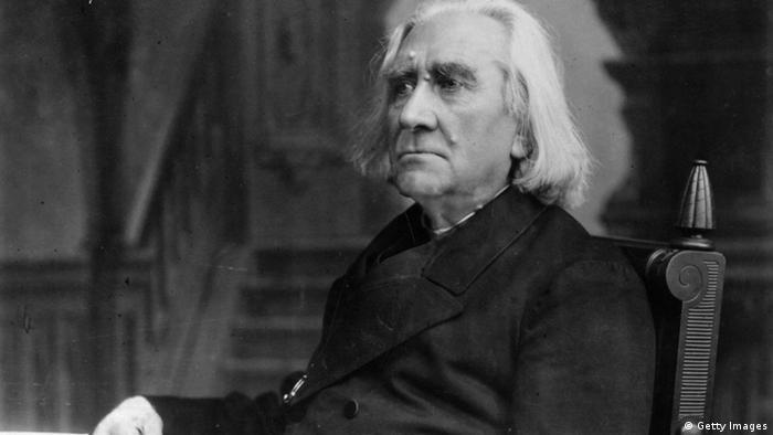 El amigo Liszt