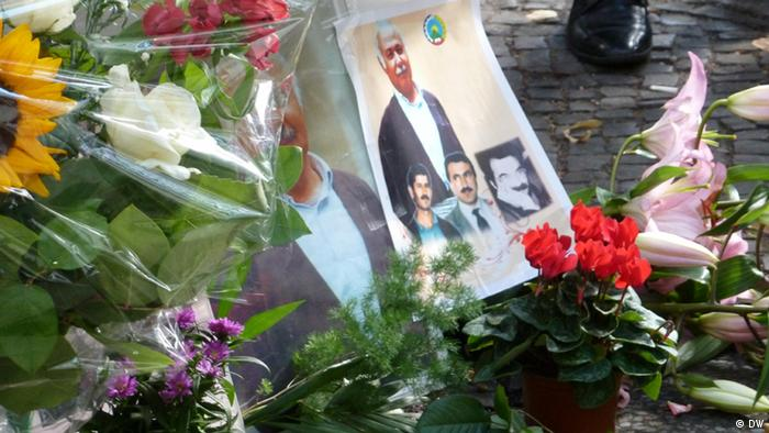 Mykonos Terro Attentat Berlin Gedenkveranstaltung (DW)