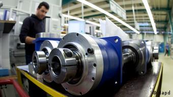 Symbolbild Deutschland Maschinenbau