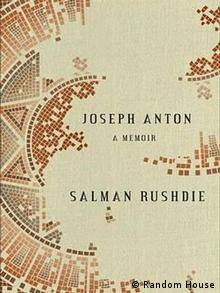 جلد زندگینامه سلمان رشدی