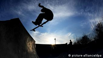 Skateboarder (picture-alliance/dpa)