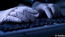 Symbolbild Hacker Cyberkriminalität