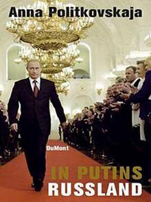 Buchcover: Politkovskaja - In Putins Russland