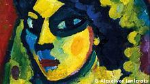 Alexej von Jawlensky Ausstellung