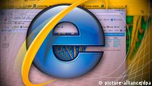 Internet Explorer Sicherheit Lücke Microsoft Browser