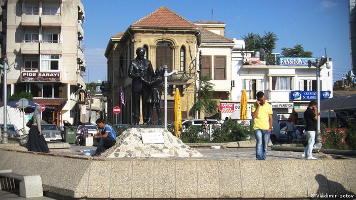 Λευκωσία / τουρκοκυπριακός τομέας