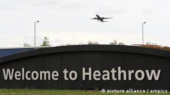 Plane taking off from London's Heathrow airport Photo: Steve Parsons/PA Wire URN:9306968