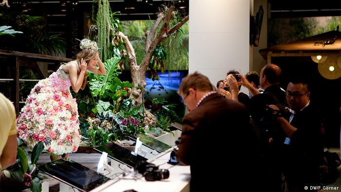 Photokina 2012 Presserundgang