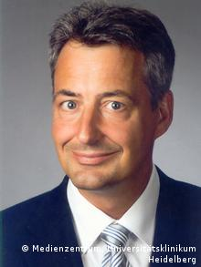 Dr. Franz Schaefer, del Hospital de Heidelberg, es jefe del proyecto PodoNet.