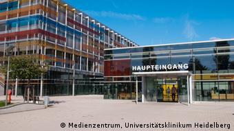 Hospital Pediátrico de Heidelberg.
