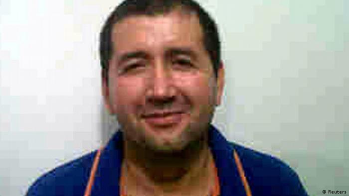 Venezuela Kolumbien Festnahme Daniel Barrera