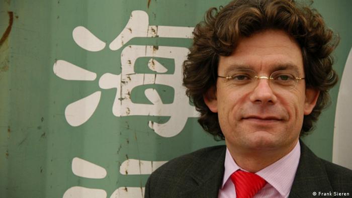 Frank Sieren Kolumnist Handelsblatt Bestseller Autor China