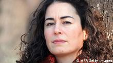 Turkish sociologist Pinar Selek poses on February 1, 2012 in the eastern French city of Strasbourg. Accused since 1998 of terrorism by the Turkish justice for her involvement in the conflict between Kurds and Turks, Selek, 40, lives in France and has been acquitted three times for lack of evidence. AFP PHOTO / FREDERICK FLORIN (Photo credit should read FREDERICK FLORIN/AFP/Getty Images)
