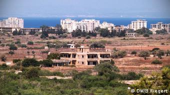 Η Αμμόχωστος, μέχρι σήμερα πόλη-φάντασμα, όπου ο χρόνος έχει σταματήσει