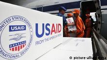 USAID US-Behörde für Entwicklungszusammenarbeit