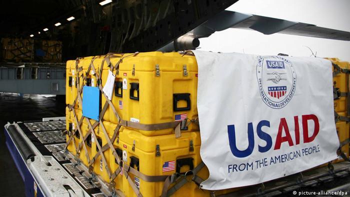 Помощь от USAID