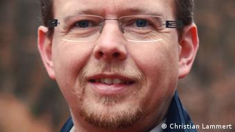Christian Lammert, Dozent am John F. Kennedy-Institut der Freien Universität Berlin (Foto: Christian Lammert)