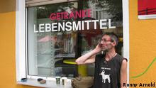 Pfandsammler Berlin