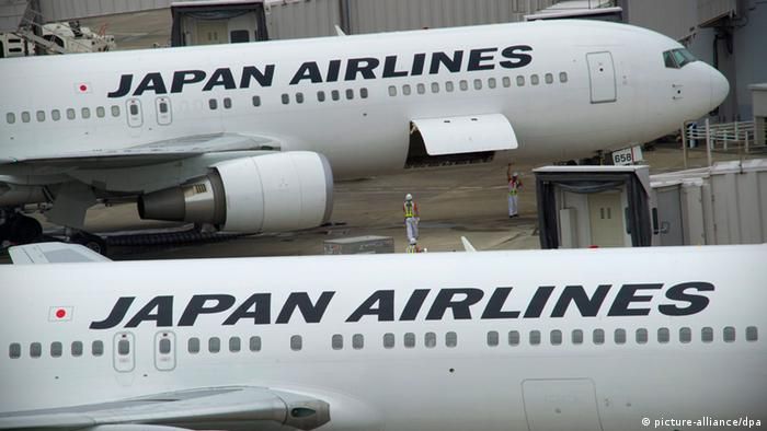Japan Airlines (dpa)
