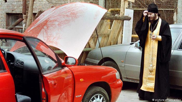 Autounfälle Verkehrsunfälle in Kiev