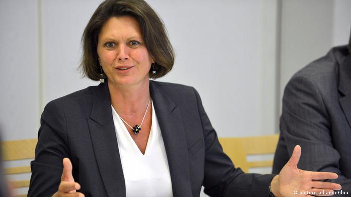 Bundeslandwirtschaftsministerin Ilse Aigner (Foto: Carmen Jaspersen dpa/lni)