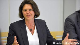 La ministra de Agricultura, Ilse Aigner
