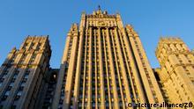 Russland Außenministerium