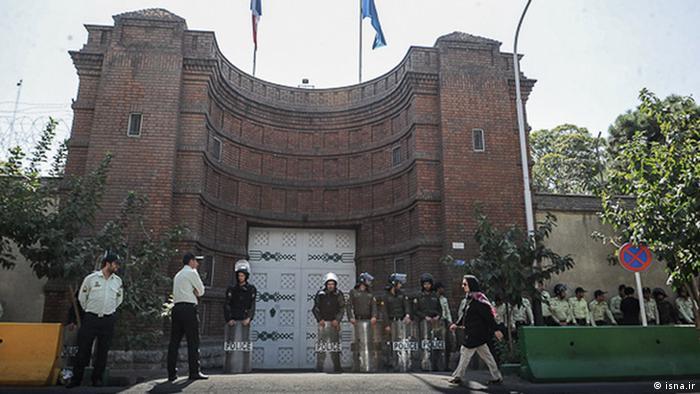 Französische Botschaft in Teheran