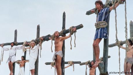 Monty Python Film, The Life of Brian