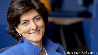 Bild der französischen EU-Abgeordneten Sylvie Goulard (Foto: EU-Parlament)
