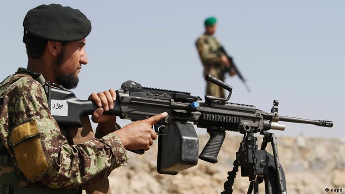 Symbolbild USA verringern Truppenpräsenz in Afghanistan um ein Drittel