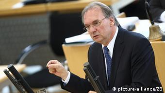 Landtag Sachsen-Anhalt - Reiner Haseloff